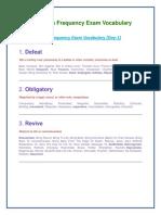 BCB High Frequency Exam Vocabulary By Hemal Jamiul Hasan.pdf