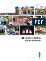 Torture Treatment Centers - Global Directory 2008