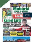 LE BUTEUR PDF du 09/01/2011