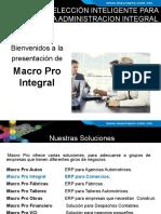Presentación Macro pro