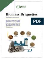 Biomass Briquettes (1)