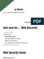 web cybersecurity