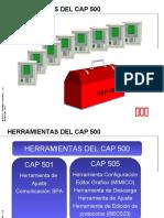 3-HERRAMIENTAS DEL CAP 500