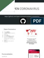 Open Coronavirus Es