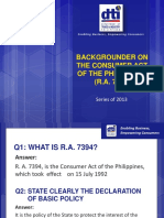 C.1 Backgrounder on the Consumer Act of the Philippines (R.A. 7394).pdf
