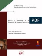 Estudio y Simulación de Métodos de detección de isla para convertidores