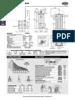 Angular Gripper CT-50M-RE 180 Degree Series