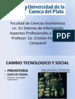 Unidad 4 - Sociedad Del Conocimiento y de La Información