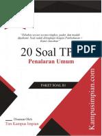 TPS - Penalaran Umum 2020
