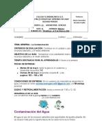 Guia 3 Ciencias   Contaminación en el agua y aire.docx