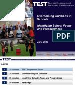 School Response Training