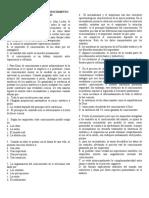 ACTIVIDAD CRITERIO DE VALIDEZ DEL CONOCIMIENTO EN LA MODERNIDAD