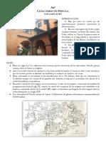 01-Catacumbas de Priscilla