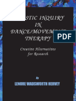 Hervey, Lenore Wadsworth - Artistic inquiry in dance_movement therapy _ creative research alternatives-Charles C. Thomas (2000).pdf