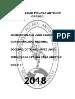 FLORA Y FAUNA SOCIOLOGIA