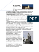 Historia de la devoción al S. C J en el pais Vasco