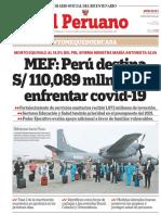 EL PERUANO - 03 DE JUNIO DE 2020