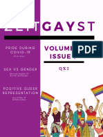 Zeitgayst Issue #1