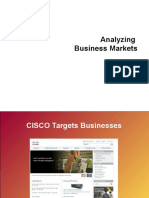 Analyzing Business Markets