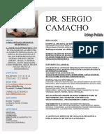 DR. SERGIO CAMACHO/URÓLOGO PEDIATRA