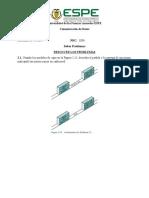 Comunicación y redes de computadoras Unidad 2 problemas
