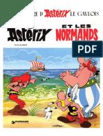 Astérix - Astérix et les Normands par Abhishek Jaguessar