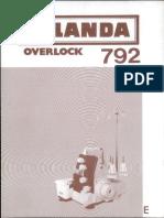 Calanda Overlock 792