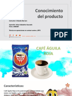 Conocimiento del producto