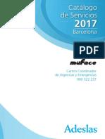 Cuadro médico Adeslas MUFACE Barcelona - CuadrosMedicos.com