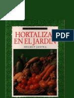 Como cultivar hortalizas en el jardín