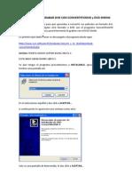 Tutorial ConvertXtoDVD & DVD Shrink