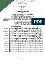 Beethoven - Wellington's Victory or the Battle of Vittoria (Wellingtons Sieg), Op 91 - I - Battle.pdf