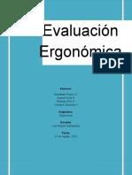 Evaluación Ergonómica fin