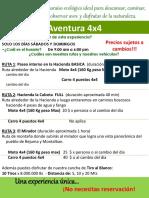AVENTURA 4X4