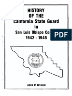 California State Guard History
