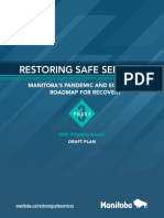 Restoring Safe Services Phase 3