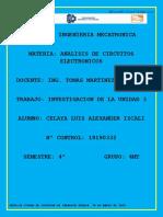 Unidad 3 Tecnicas de Analisis de Circuitos de CA.