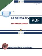 Bollettino ULSS 3 Coronavirus 11 giugno