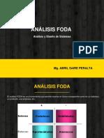 Análisis FODA - Matriz