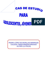Tecnicas de Estudio Para Adolescentes_jovenes y Adultos