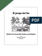 JUEGO Go HISTORIA Desarrollo Tactico y Estrategico