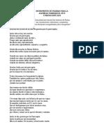 INSTRUMENTO DE TRABAJO PARA LA ASAMBLEA PARROQUIAL - SAN ANTONIO DE PADUA