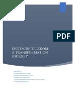 Deutsche Telekom Case - Group 13
