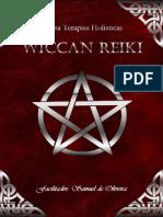 Wiccan Reiki Praticante