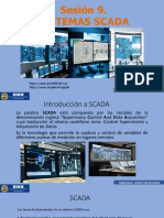 Sesión 9. Sistemas SCADA