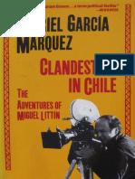 Clandestine in Chile - Gabriel Garcia Marquez.pdf