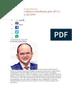 CONJUR - Correção IPCA e MP  - TST - Prática Trabalhista nos Tribunais