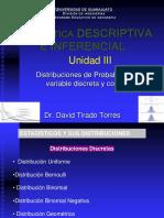 UNIDAD III-Distribuciones de Probabilidad-Discretas (1)