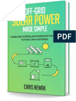 Off-Grid Solar Power Made Simple A Simple Guide to Building and Installing Solar Power Panels for Homes, Cabins and Vehicles by Chris Newak (z-lib.org).pdf
