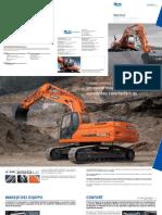 Catálogo Doosan DX255LC